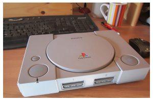 Chơi game với đĩa CD và PlayStation thập niên 90