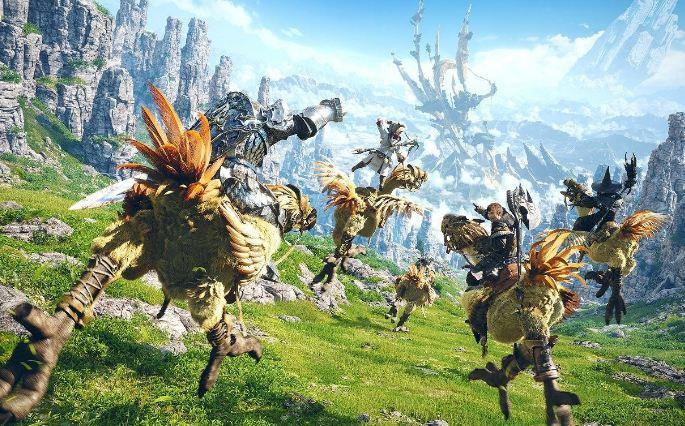 Tựa game nổi tiếng Nhật Bản - Secret Worlds Legends