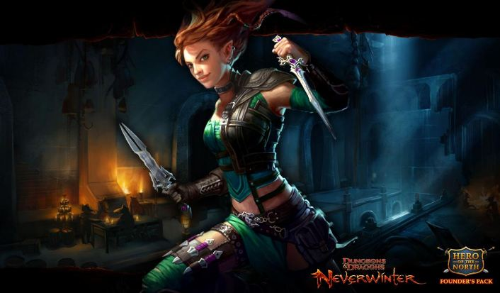 Neverwinter - nhập vai