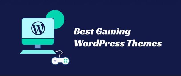 Template WordPress giới thiệu Game