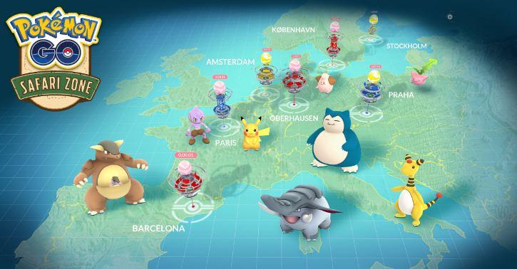 Pokemon Go - game mobile hay trên điện thoại