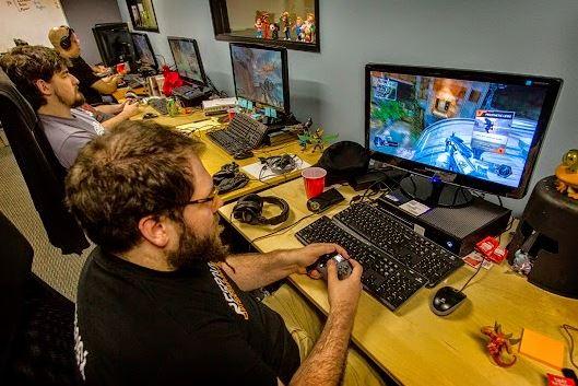 nghề lập trình và phát triển game