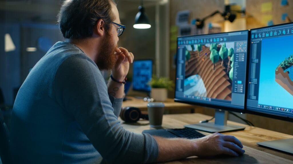 Nghề lập trình game đòi hỏi sự quyết tâm và đam mê