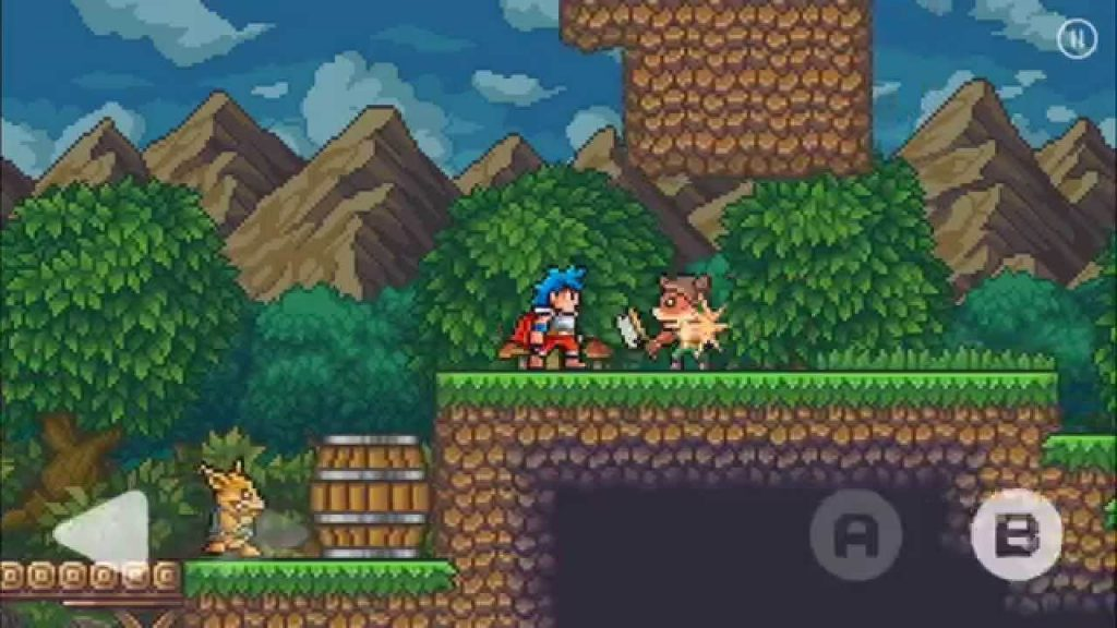 Game Goblin Sword trên nền tảng Cocos2dx