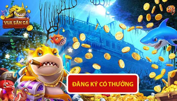 quảng cáo game săn cá