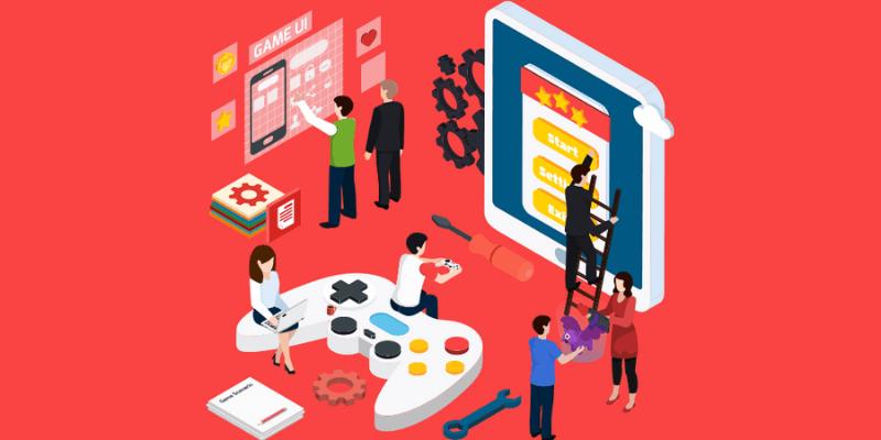 lập trình game mobile